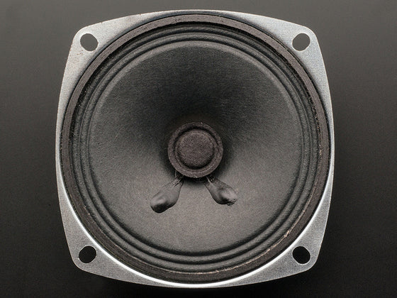 "Speaker - 3"" Diameter - 4 Ohm 3 Watt - Chicago Electronic Distributors  - 1"