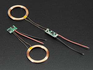 Inductive Charging Set - 5V @ 500mA max - Chicago Electronic Distributors