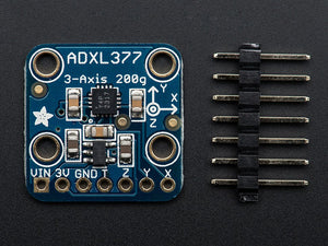 Adafruit ADXL377 - High-G Triple-Axis Accelerometer (+-200g Analog Out) [ADA1413]
