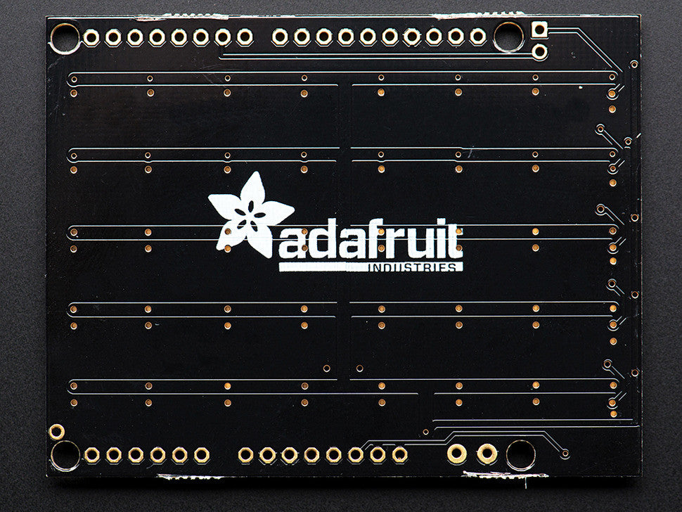 Adafruit NeoPixel Shield for Arduino - 40 RGB LED Pixel Matrix - Chicago Electronic Distributors  - 5
