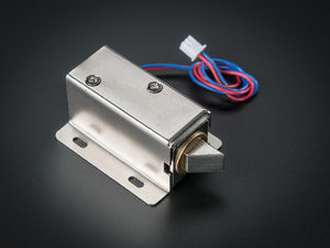 Lock-style Solenoid - 12VDC - Chicago Electronic Distributors