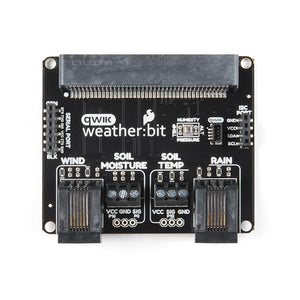 SparkFun weather:bit - micro:bit Carrier Board (Qwiic)