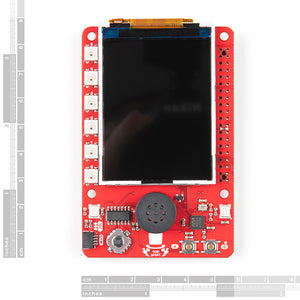 SparkFun Top pHAT for Raspberry Pi
