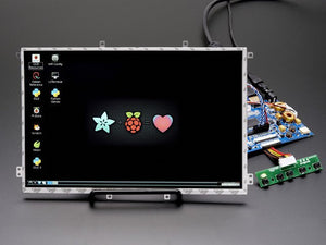 "10.1"" Display & Audio 1280x800 IPS - HDMI/VGA/NTSC/PAL - Chicago Electronic Distributors"