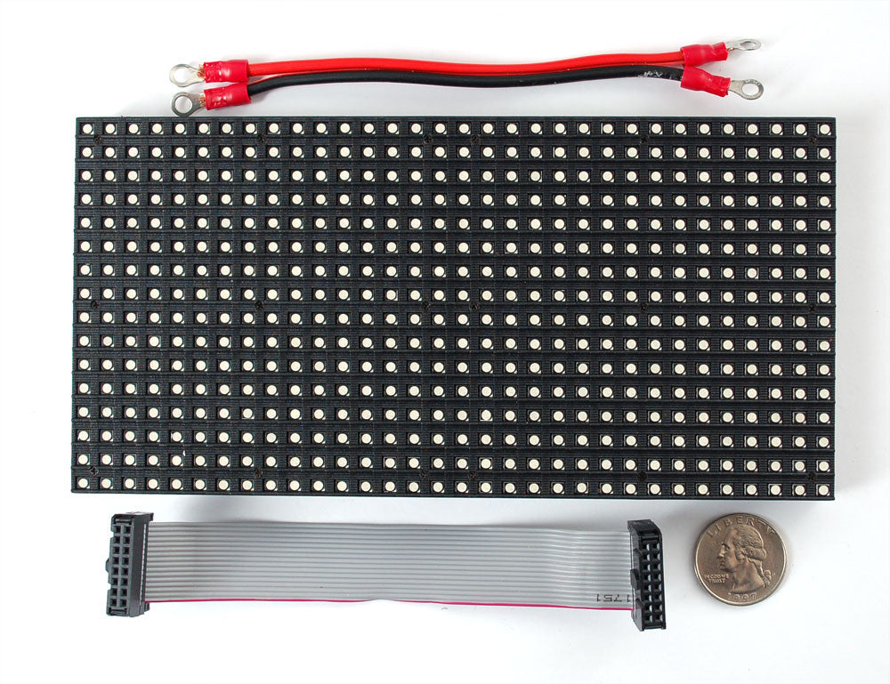 Adafruit 16x32 LED Display - Chicago Electronic Distributors  - 4