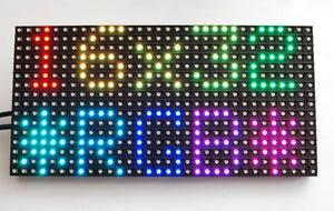 Adafruit 16x32 LED Display - Chicago Electronic Distributors  - 3