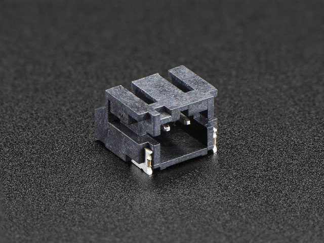 JST-PH 2-Pin SMT Right Angle Connector - Chicago Electronic Distributors