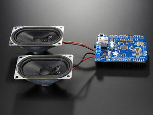 "Adafruit ""Music Maker"" MP3 Shield for Arduino w/3W Stereo Amp - Chicago Electronic Distributors  - 1"
