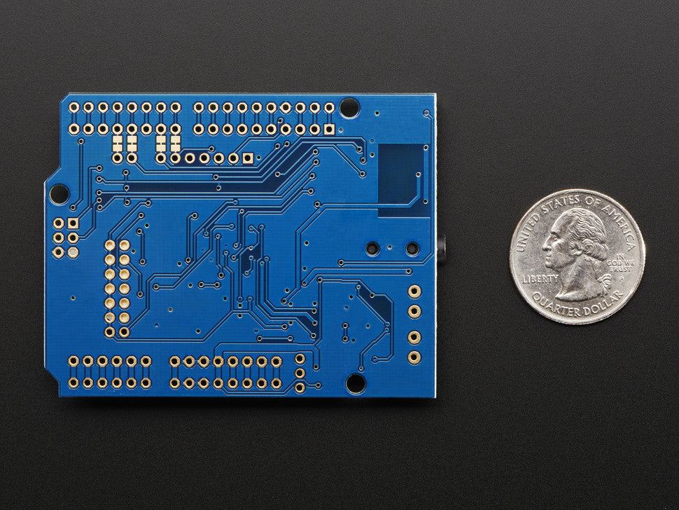"Adafruit ""Music Maker"" MP3 Shield for Arduino w/3W Stereo Amp - Chicago Electronic Distributors  - 3"