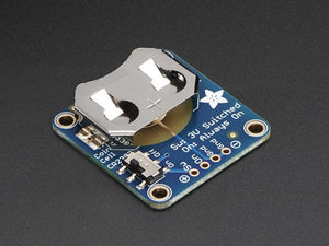 20mm Coin Cell Breakout w/On-Off Switch (CR2032) - Chicago Electronic Distributors