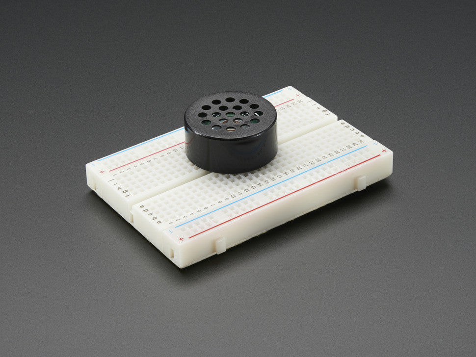 Breadboard-Friendly PCB Mount Mini Speaker - 8 Ohm 0.2W - Chicago Electronic Distributors  - 1