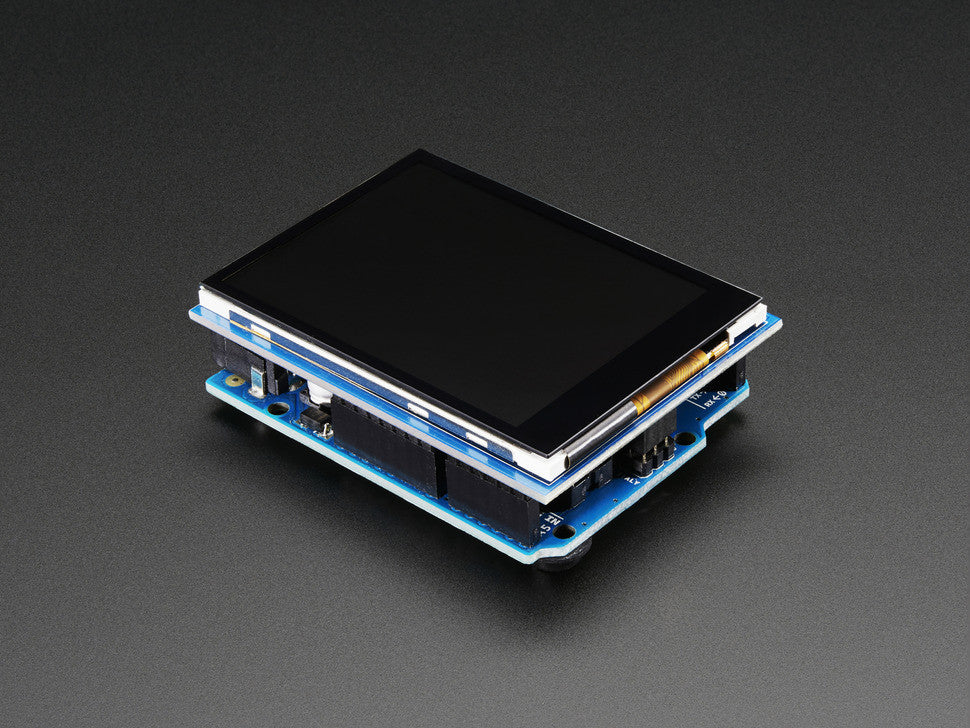 "2.8"" TFT Touch Shield for Arduino w/Capacitive Touch - Chicago Electronic Distributors  - 4"