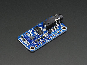 Adafruit Stereo FM Transmitter with RDS/RBDS Breakout - Si4713 - Chicago Electronic Distributors  - 3
