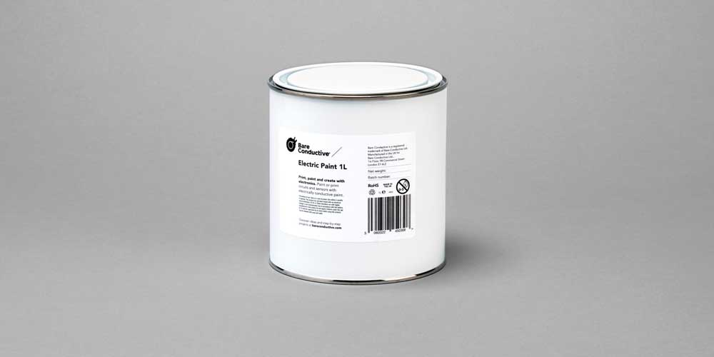 Electric Paint 1L by Bare Conductive