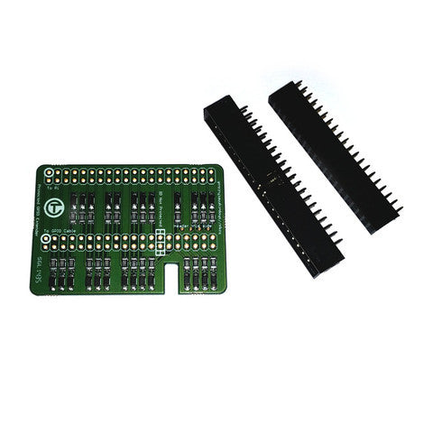 Protected GPIO Extender for Raspberry Pi 2 and Model B+ - Chicago Electronic Distributors  - 6