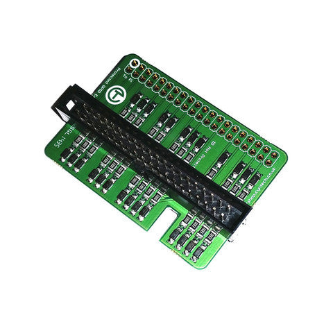 Protected GPIO Extender for Raspberry Pi 2 and Model B+ - Chicago Electronic Distributors  - 4