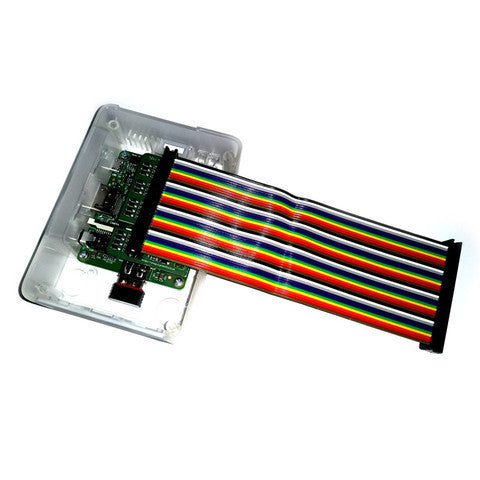 Protected GPIO Extender for Raspberry Pi 2 and Model B+ - Chicago Electronic Distributors  - 2
