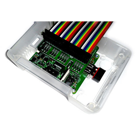 Protected GPIO Extender for Raspberry Pi 2 and Model B+ - Chicago Electronic Distributors  - 3