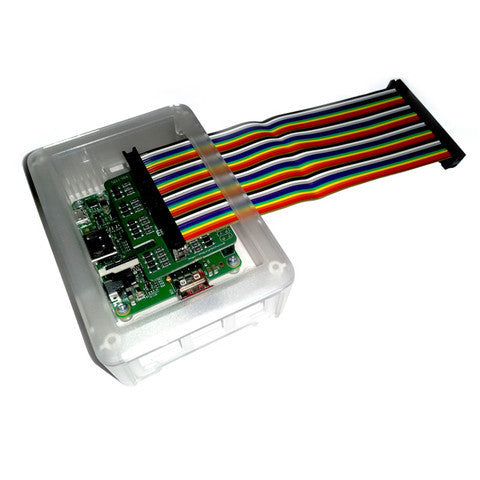 Protected GPIO Extender for Raspberry Pi 2 and Model B+ - Chicago Electronic Distributors  - 1