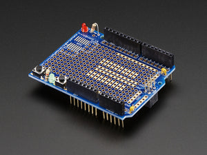 Adafruit Proto Shield for Arduino Kit - Stackable Version R3 - Chicago Electronic Distributors  - 1