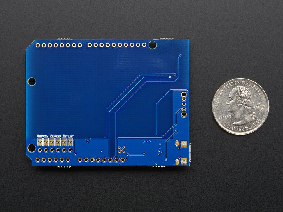 Adafruit PowerBoost 500 Shield - Rechargeable 5V Power Shield - Chicago Electronic Distributors  - 3