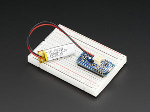 Adafruit Pro Trinket LiIon/LiPoly Backpack Add-On - Chicago Electronic Distributors  - 1
