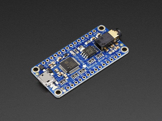 Adafruit Audio FX Sound Board - WAV/OGG Trigger with 2MB Flash - Chicago Electronic Distributors