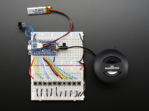 Adafruit Audio FX Sound Board - WAV/OGG Trigger with 16MB Flash - Chicago Electronic Distributors  - 7