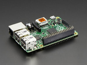Adafruit GPIO Header for Raspberry Pi A+/B+ - 2x20 Female Header [ADA2222]