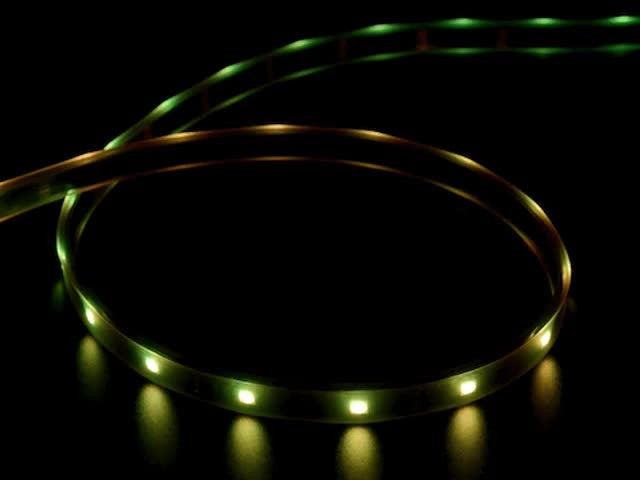 Adafruit DotStar Digital LED Strip - Black 30 LED - Per Meter - Chicago Electronic Distributors