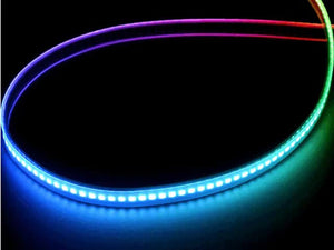 Adafruit DotStar Digital LED Strip - Black 144 LED/m - One Meter - Chicago Electronic Distributors