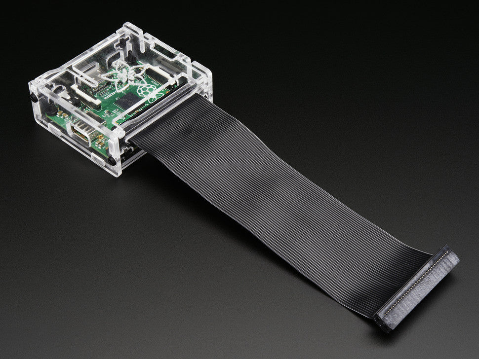 Adafruit Pi Box Plus - Enclosure for Raspberry Pi Model A+ - Chicago Electronic Distributors  - 3