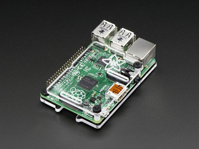 Adafruit Pi Protector for Raspberry Pi Model B+ / Pi 2 / Pi 3 - Chicago Electronic Distributors