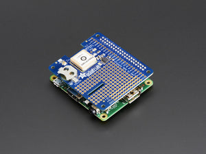 Adafruit Ultimate GPS HAT for Raspberry Pi A+ or B+ - Mini Kit - Chicago Electronic Distributors  - 6
