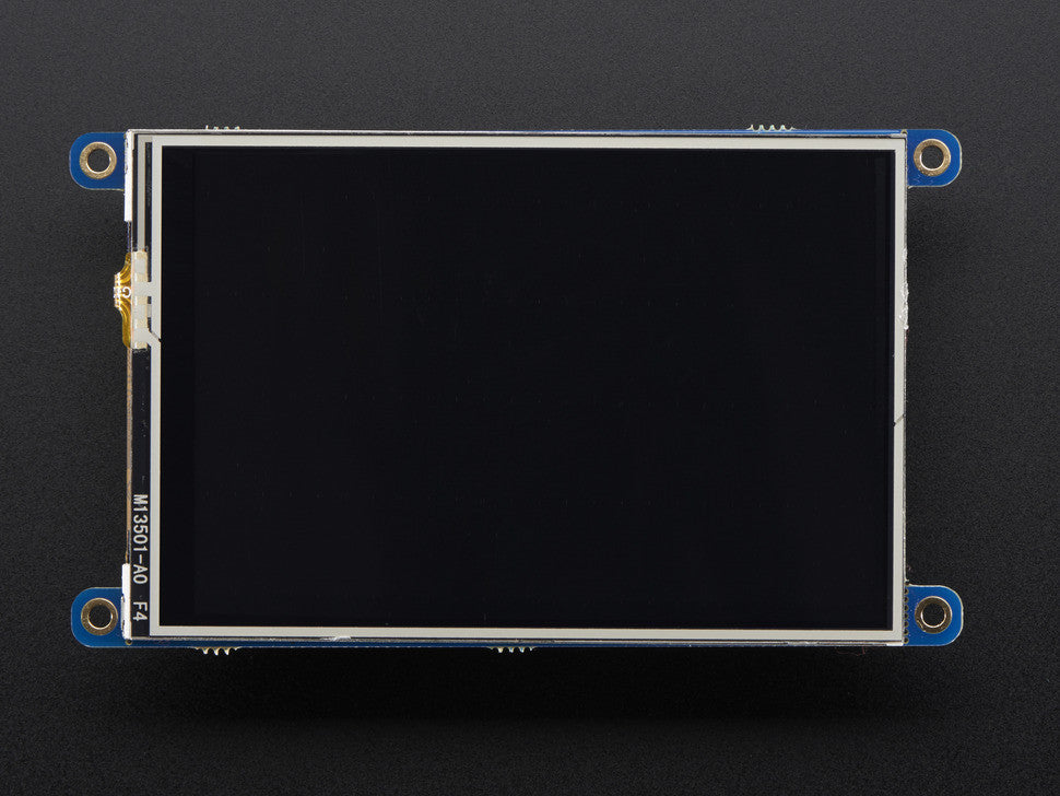"PiTFT Plus 480x320 3.5"" TFT+Touchscreen for Raspberry Pi - Pi 2 and Model A+ / B+ - Chicago Electronic Distributors  - 9"