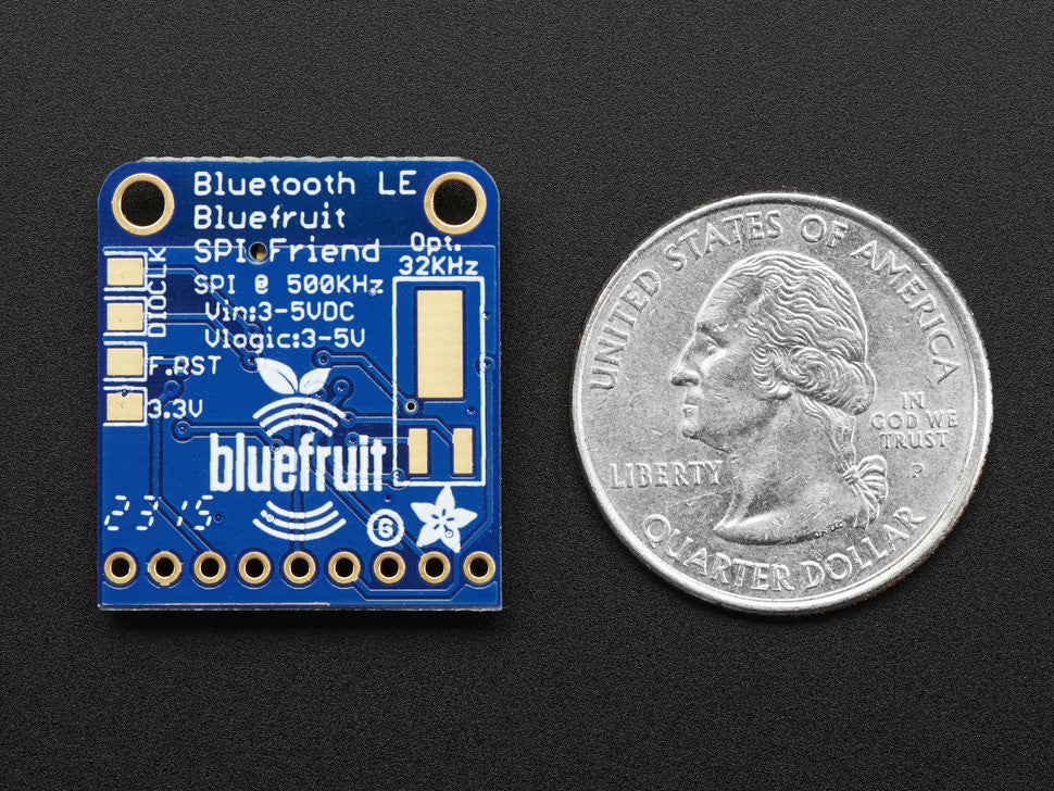 Adafruit Bluefruit LE SPI Friend - Bluetooth Low Energy (BLE) - Chicago Electronic Distributors  - 3