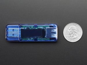 USB Voltage Meter with OLED Display - Chicago Electronic Distributors  - 5