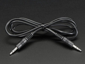 3.5mm Male/Male Stereo Cable - Chicago Electronic Distributors