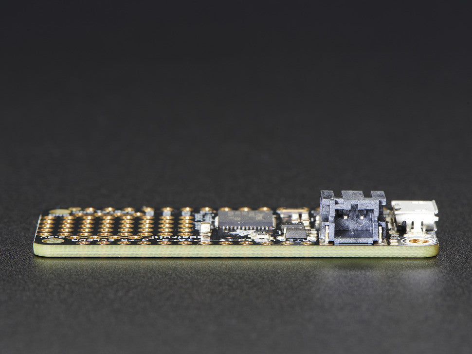 Adafruit Feather M0 Basic Proto - ATSAMD21 Cortex M0 - Chicago Electronic Distributors  - 6