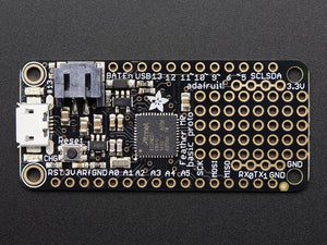 Adafruit Feather M0 Basic Proto - ATSAMD21 Cortex M0 - Chicago Electronic Distributors  - 8