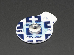 Muscle Sensor Surface EMG Electrodes - H124SG Covidien - Chicago Electronic Distributors