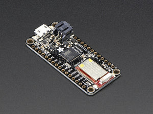 Adafruit Feather 32u4 Bluefruit LE - Chicago Electronic Distributors  - 1