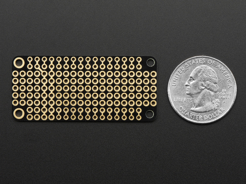 FeatherWing Proto - Prototyping Add-on For All Feather Boards - Chicago Electronic Distributors  - 5