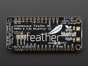 Adafruit Feather M0 Bluefruit LE - Chicago Electronic Distributors  - 5