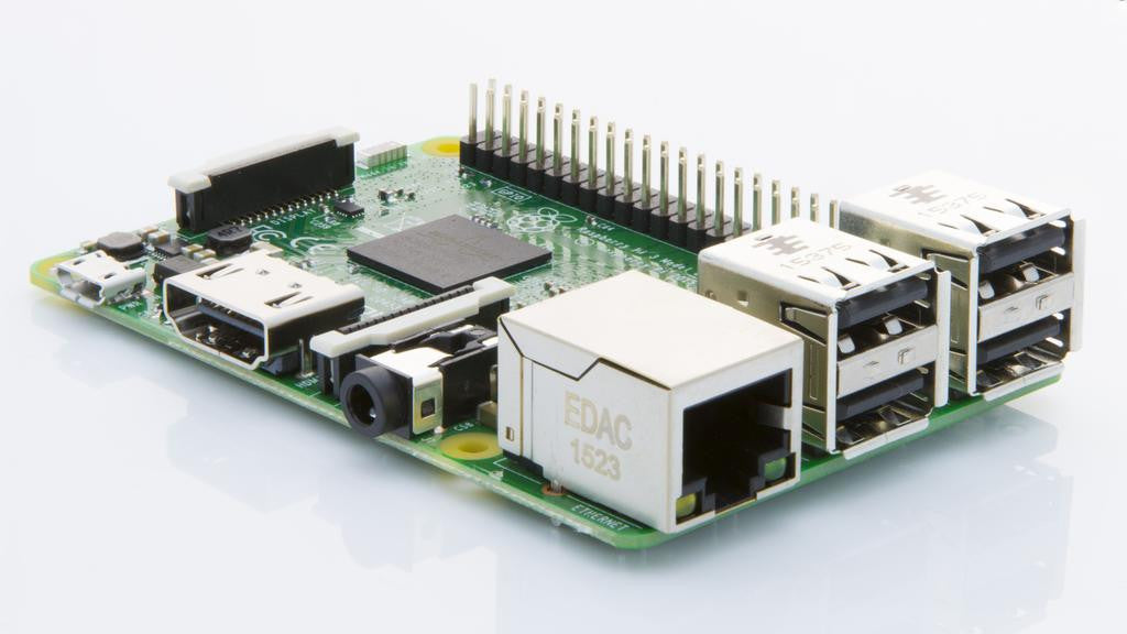 Raspberry Pi 3 Model B - Chicago Electronic Distributors  - 2