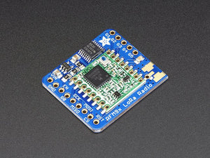 Adafruit RFM95W LoRa Radio Transceiver Breakout - 868 or 915 MHz - Chicago Electronic Distributors