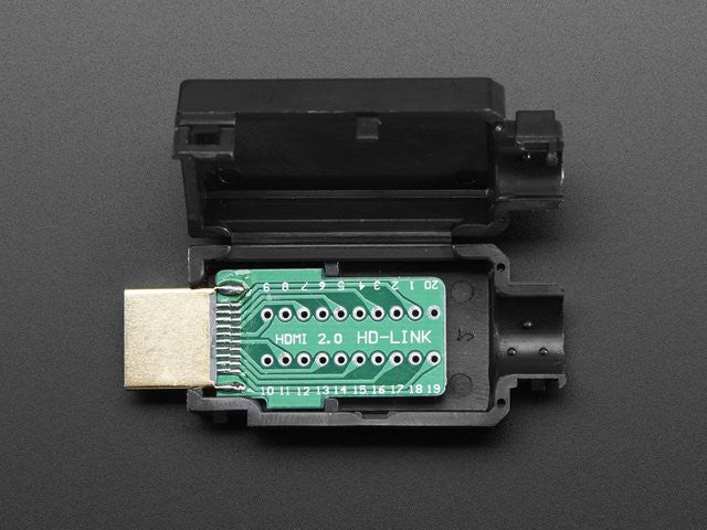 HDMI Plug Breakout Board - Chicago Electronic Distributors