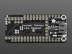 Teensy 3.x Feather Adapter