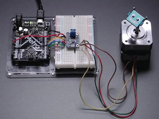 Products page 8 chicago electronic distributors for Ti stepper motor driver