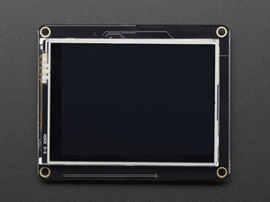"TFT FeatherWing - 2.4"" 320x240 Touchscreen For All Feathers"